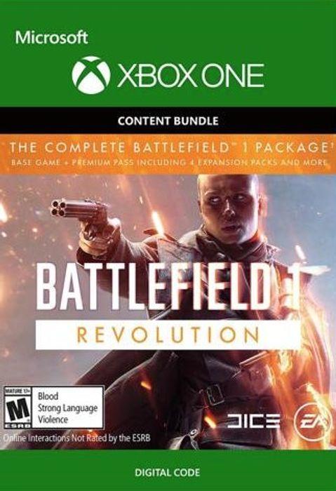 Battlefield 1 Revolution Inc. Battlefield 1943 (Xbox One) für 2,29€ (Cdkeys)