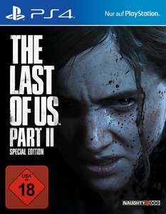 The Last of Us Part II Special Edition (PS4) für 32,15€ inkl. Versand (GameStop)
