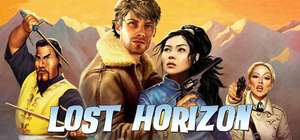 Lost Horizon und The Spectrum Retreat (PC) kostenlos mit Twitch/Amazon Prime