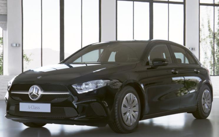 Autokauf: Mercedes-Benz A-Klasse (konfigurierbar) als EU-Neuwagen inkl. Überführung für 19400€ / BLP: 27405€