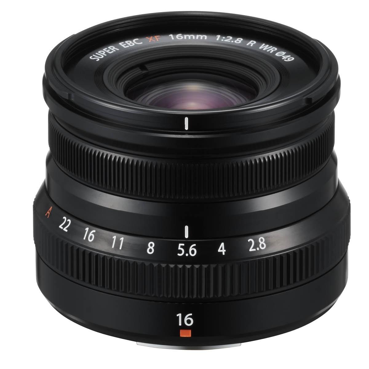 Fujifilm XF 16 mm 1:2,8 R WR (zusätzlich -50 Euro für Cashback)