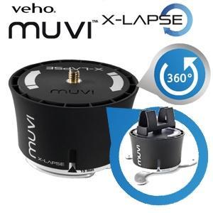 Veho MUVI X-Lapse 360 ° drehbarer Kamerahalter  für 22,90€ @ iBood