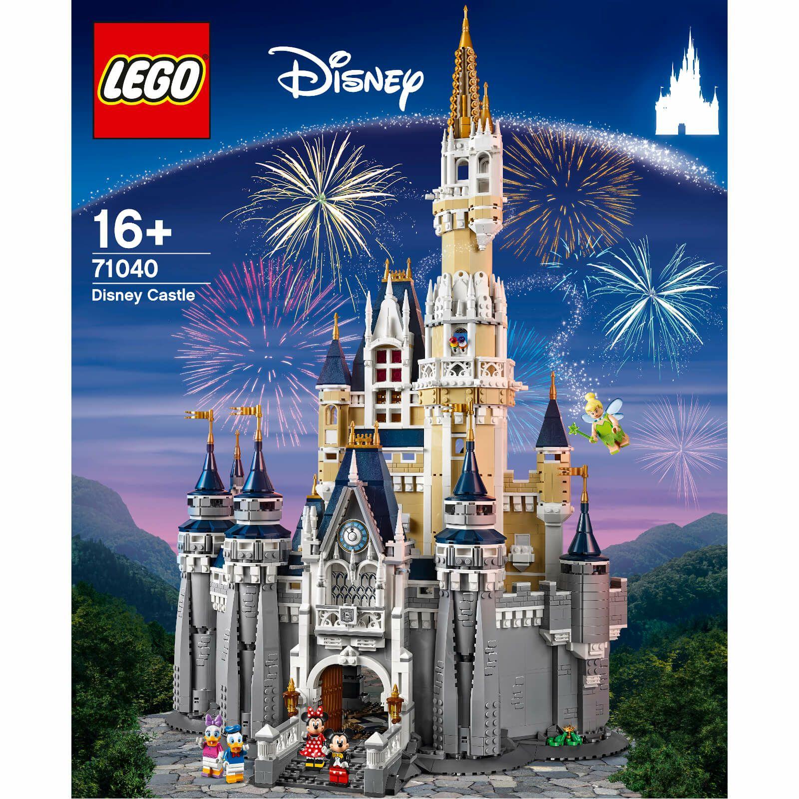 [SOWIA] 71040 Lego Disney Schloss