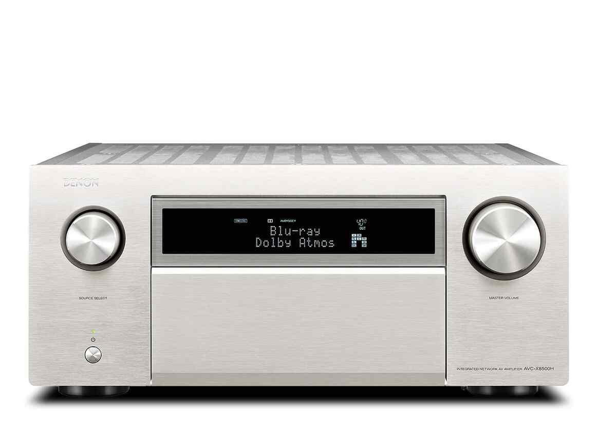 [Black Friday] Denon AVC X8500H Premium Silber, 13.2 Kanal