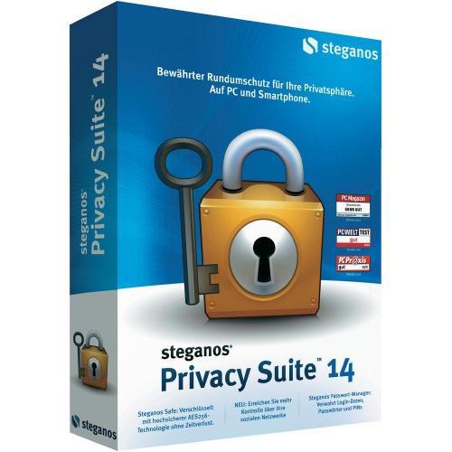 Steganos Privacy Suite 14 Vollversion ab einem MBW von 40€ bei Conrad