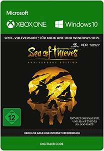 [Amazon.de] Sea of Thieves: Anniversary Edition für 19,99€