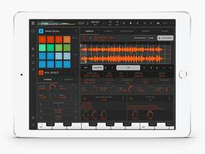 50% Rabatt auf Intua BeatMaker 3 für iPad