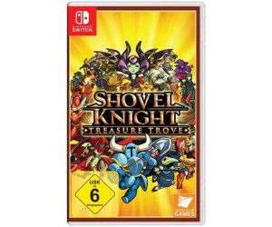 Shovel Knight Treasure Trove (Switch) [Saturn Abholung]