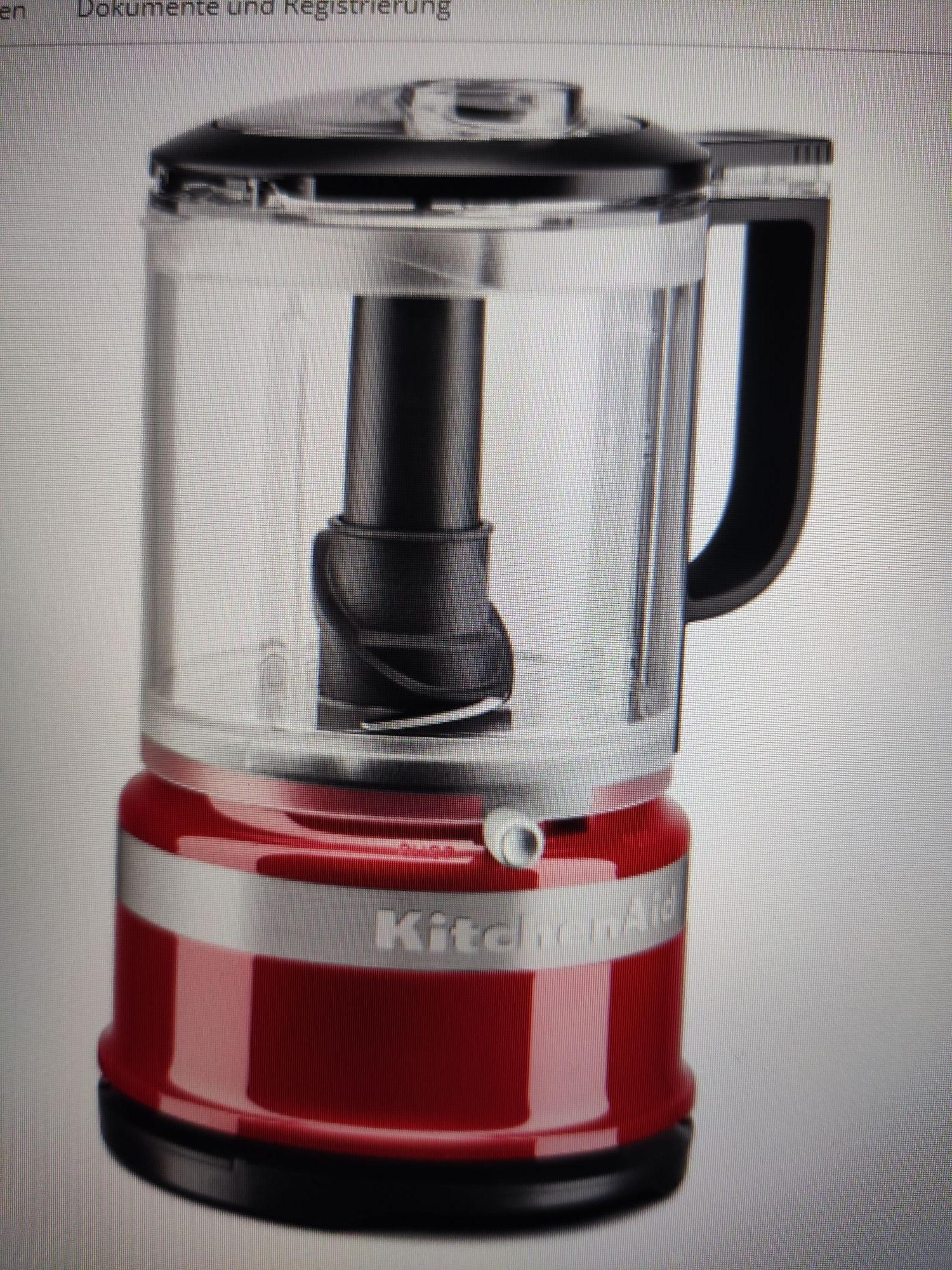 KitchenAid Food Processor 1,19 Liter