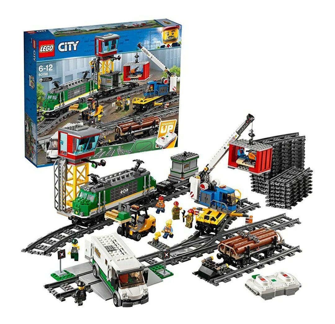 Lego 60198 Güterzug Set (Amazon prime)