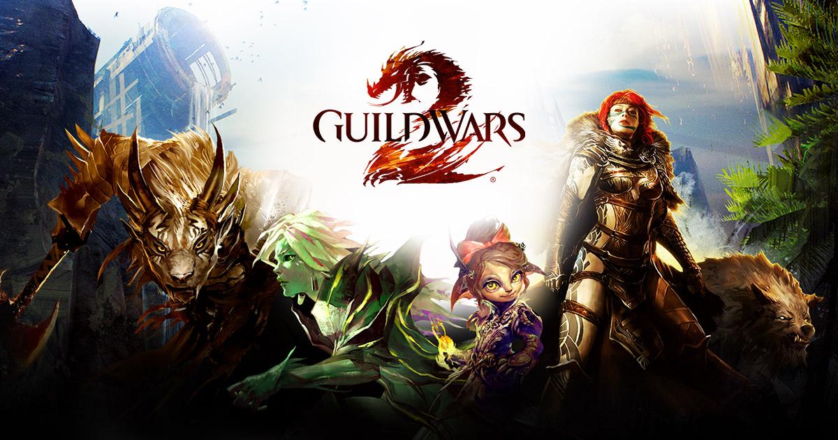 Rabattwochenende bei Guild Wars 2 (+Freebies)
