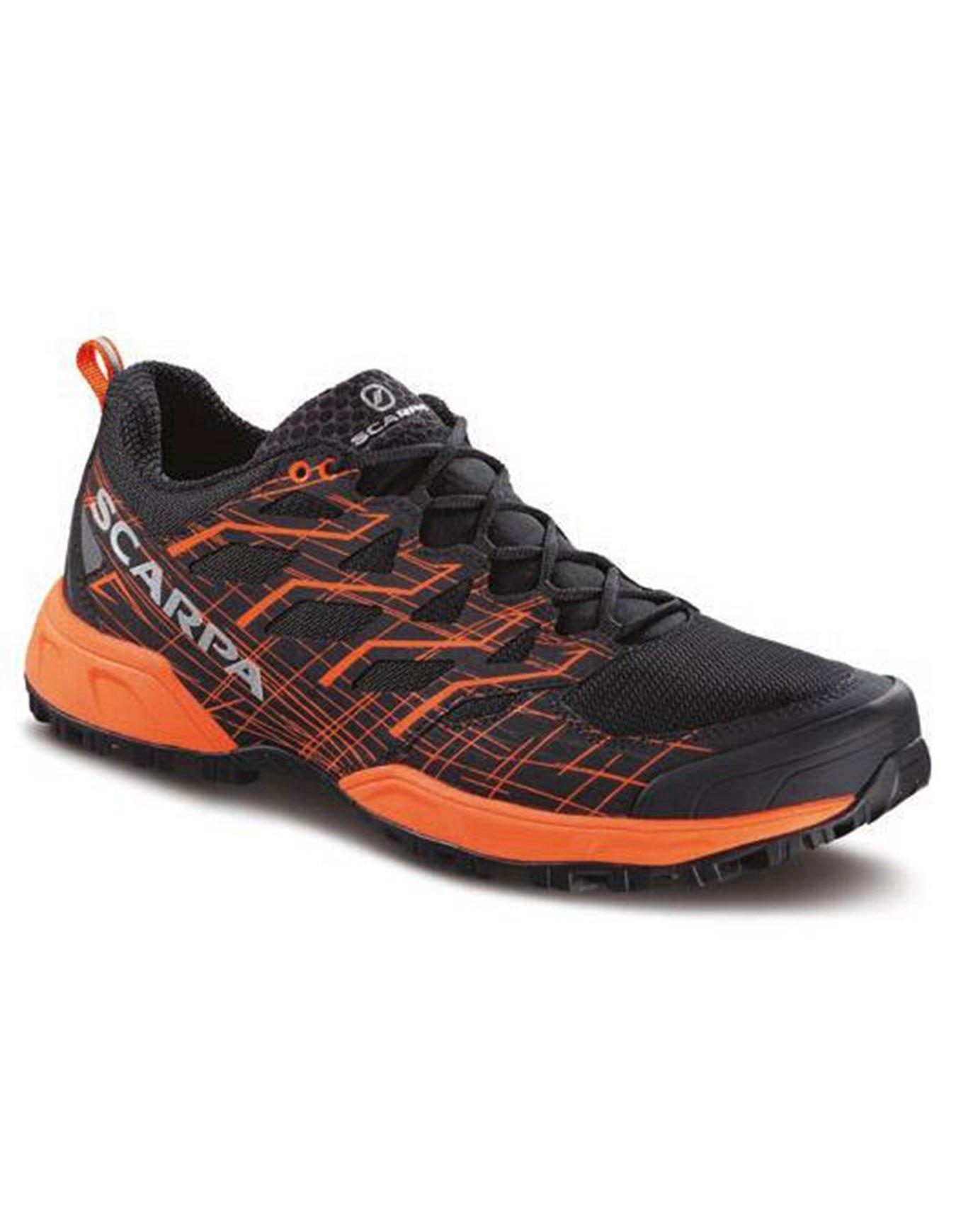 Scarpa Neutron Black Orange - Trailrunning-Schuhe
