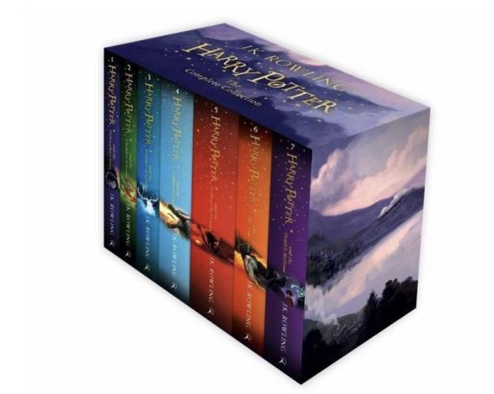 (Bücher.de) Harry Potter Complete Collection (englisch)