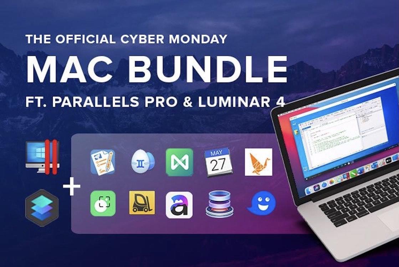 Mac App Bundle Stacksocial   Luminar 4, BusyCal, Parallels 15 Pro uvm.