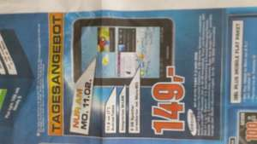 "[Lokal Gummersbach]Samsung tab 7"""