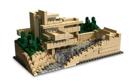 [Amazon.es] günstige LEGO Architecture Deals  zum Beispiel: Fallingwater für 74 ,79€