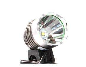1800 Lumen CREE XM-L T6 + Rücklicht 5 LED Rot + 2ter Akku 4400mah bei Meinpaket