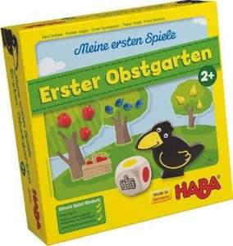 HABA Erster Obstgarten für 13,28€ +++ Kleiner Obstgarten für 3,52€ [Thalia KultClub]