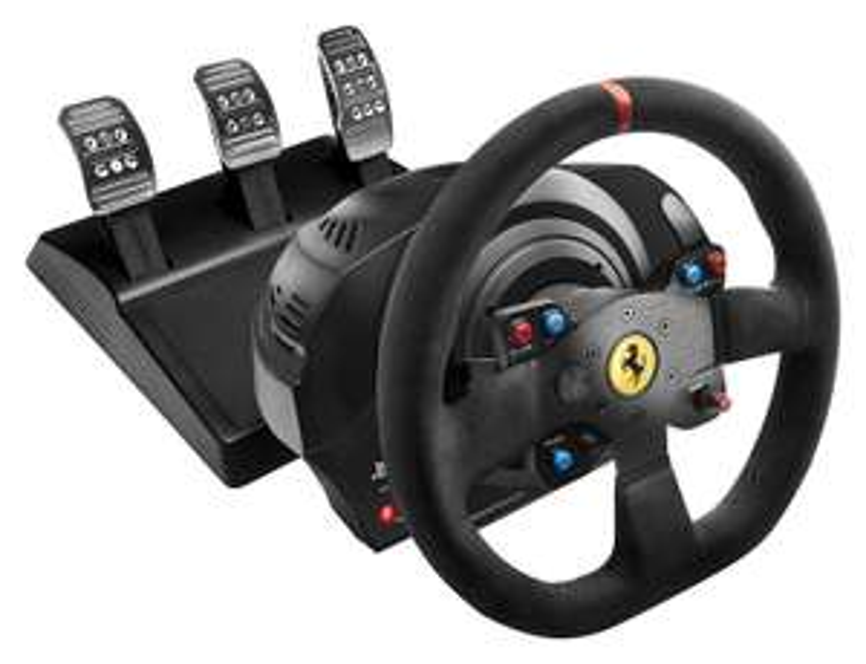 [Conrad] Thrustmaster T300 Ferrari Integral Racing Version [PC, PlayStation] Gaming Lenkrad