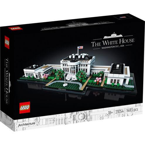 LEGO® Architecture 21054 Das Weiße Haus für Kundenkarteninhaber