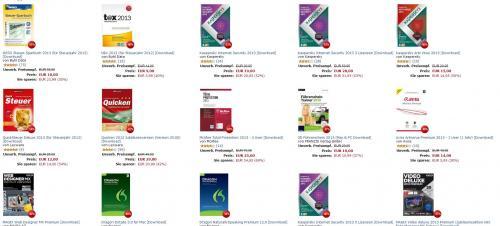 Download-Woche: Software-Angebote bis -30% bei Amazon