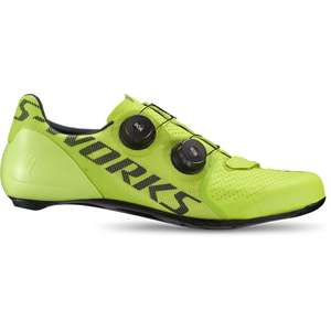 Specialized S-Works 7 Road Schuh - Hyper Green