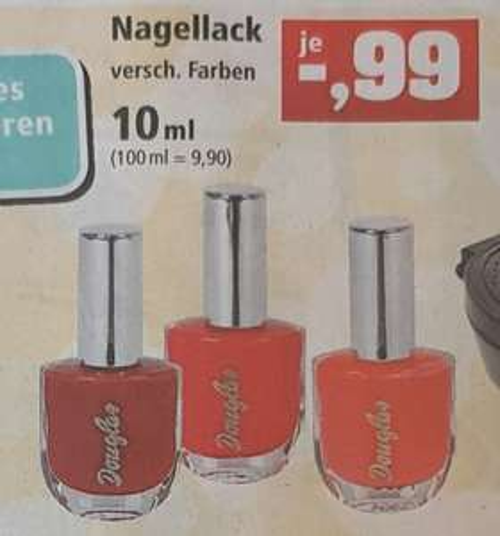 [ Thomas Philipps ] Douglas Nagellack 10ml versch. Farben / andere Produkte