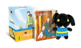 [AniMoon] 15% auf alle Anime Filme & Serien [Blu-ray] z.B. Usagi Drop Mediabook & Toradora!