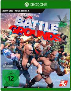 [lokal Ibbenbüren] WWE 2K Battlegrounds (Xbox One)
