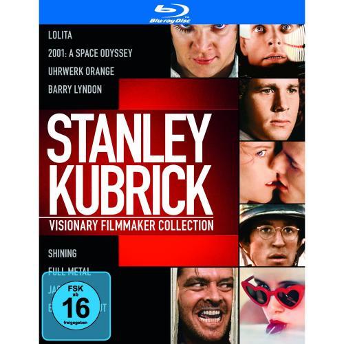 Stanley Kubrick Collection (7 Filme) [Blu-ray] 29,97 € @amazon.de