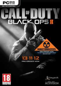 Österreich Call of Duty: Black Ops 2 - Steelbook Edition Media Markt (AT)Online Shop (Steam)