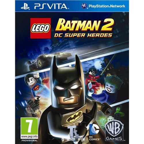 PS Vita - LEGO Batman 2: DC Super Heroes für €18,39 [@WowHD.de]