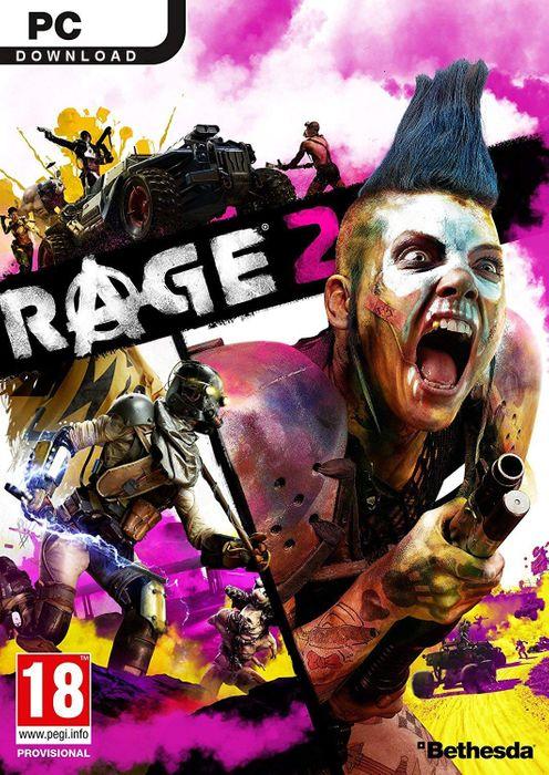 Rage 2 (PC Bethesda) 4.29 @ CDKeys