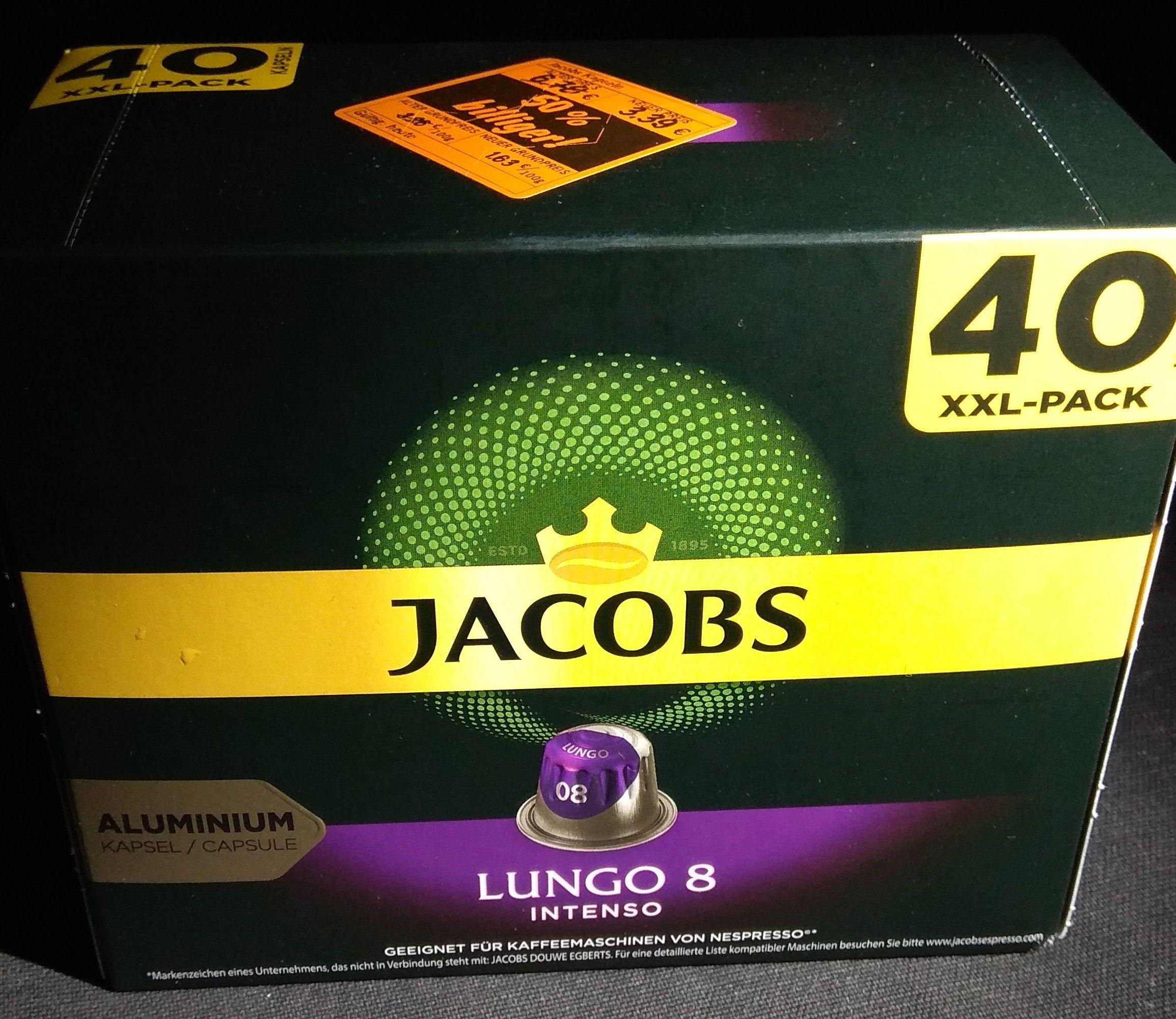 [LIDL Gau-Odernheim] Jacobs Nespresso Kapseln 40er Pack