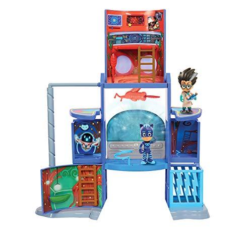 PJ Masks Hauptquartier mit Figuren Catboy und Romeo - Simba Toys - Versandkostenfrei