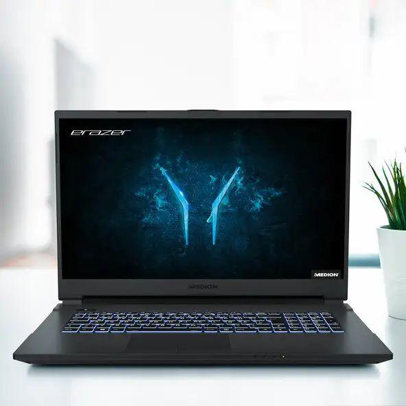 "MEDION ERAZER Defender E10, 43,9 cm (17,3"") Gaming-Laptop"