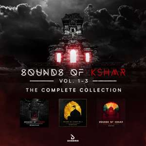 Sounds of KSHMR 1-3 Complete Collection