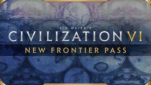 Civilization VI - New Frontier Pass (Steam Key)