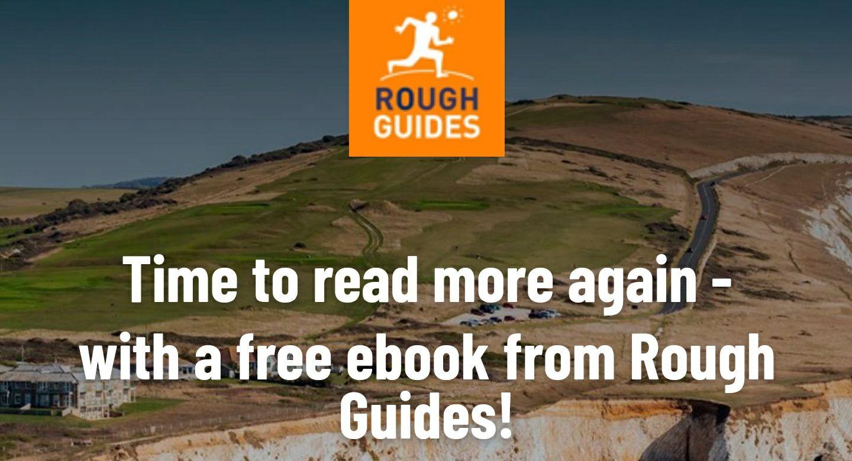 Kostenlose eBook Reiseführer von Rough Guides; ähnlich Lonely Planet