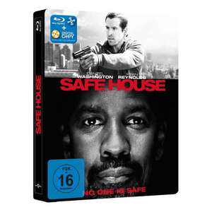 Safe House Steelbook [Blu-ray] [Limited Edition]