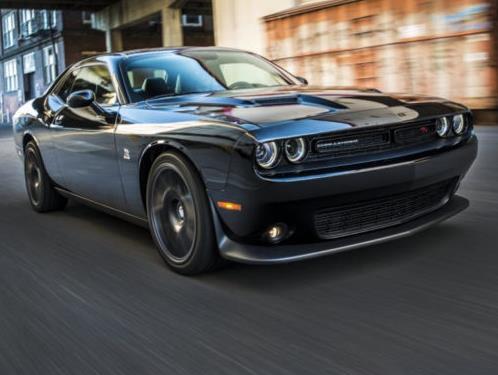 Autokauf: Dodge Challenger Scat Pack 6.4 / 492 PS als Neuwagen (sofort verfügbar) für 46800€