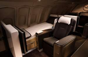Lufthansa / Swiss First-Class und Business-Class Sale ab London (min. 2 Tickets) - Asien, Afrika, Südamerika