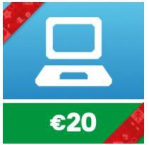 [CYBER MONDAY] [LEGO VIP] 20-Euro-Gutschein für 1500 VIP-Punkte (nur noch für telefonische Bestellungen oder Kauf im Lego Store)