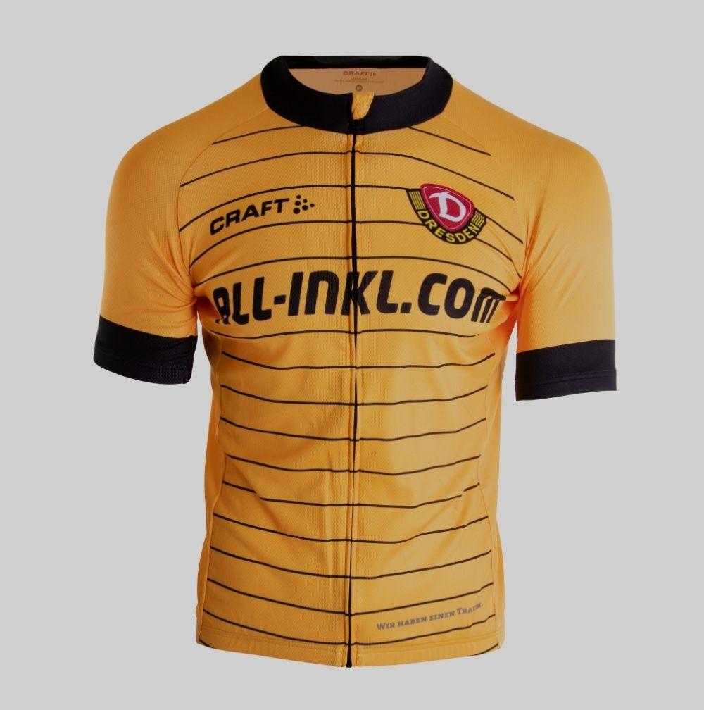CRAFT Radtrikot Dynamo Dresden