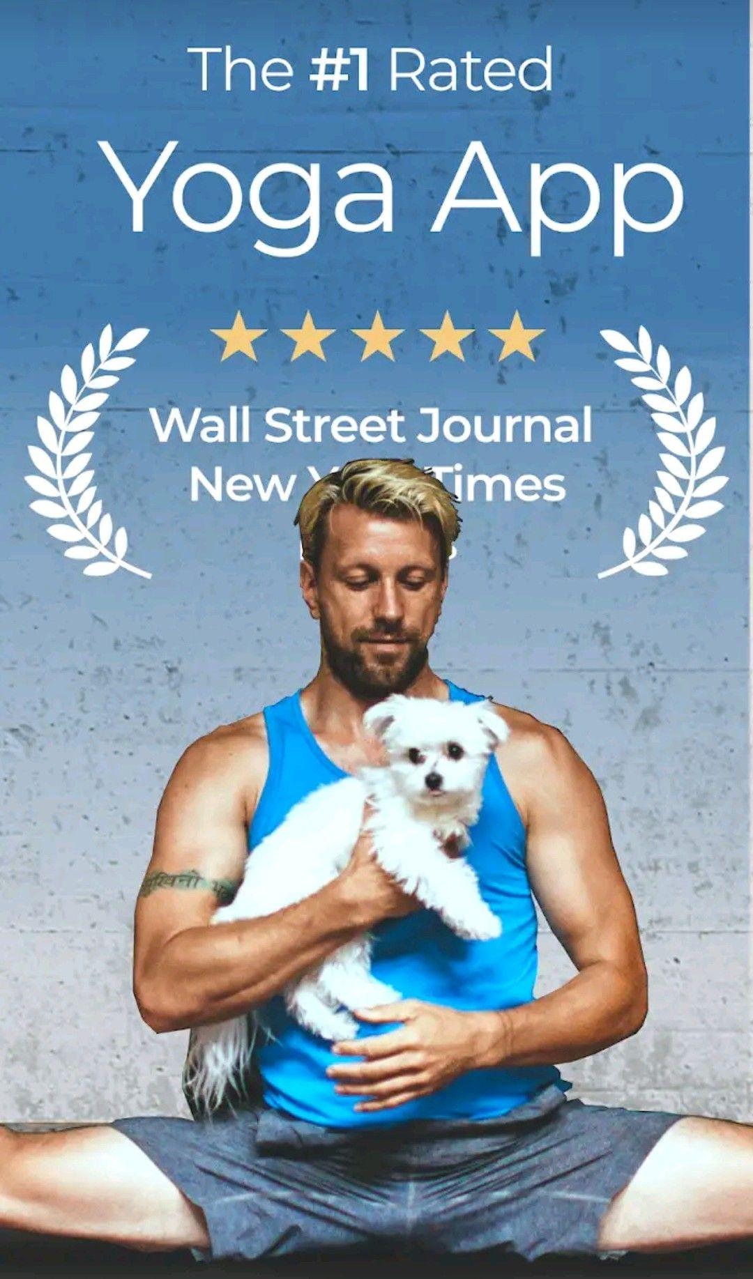 Down Dog Yoga und Fitness Apps für 21,99/Jahr (60% off)