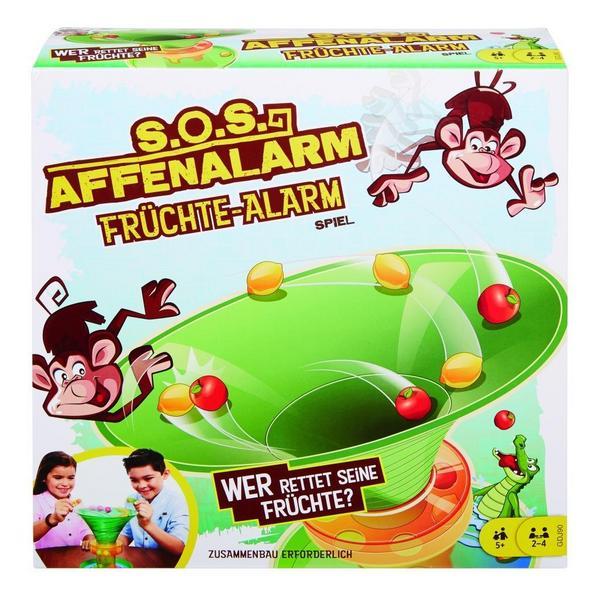 SOS Affenalarm Früchte-Alarm