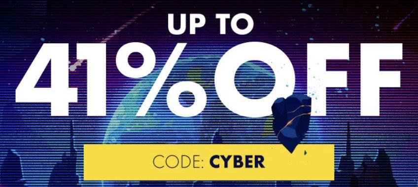 [Cyber Monday] Bis zu 41% Rabatt bei Displate!