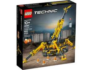 Cybermonday bei Lego: Spinnen-Kran Technic 42097