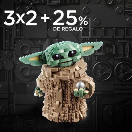 EL CORTE INGLES Lego Sets - 3 zum Preis für 2