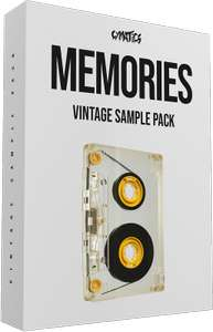 """[Sample Pack] Cymatics """"Memories"""" Vintage Collection (500 MB) // limited time"""